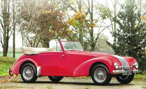 Picture of 1948 Allard M-Series Drophead Coupé For Sale