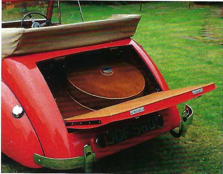 1948 Allard M-Series Drophead Coupé For Sale (picture 5 of 6)