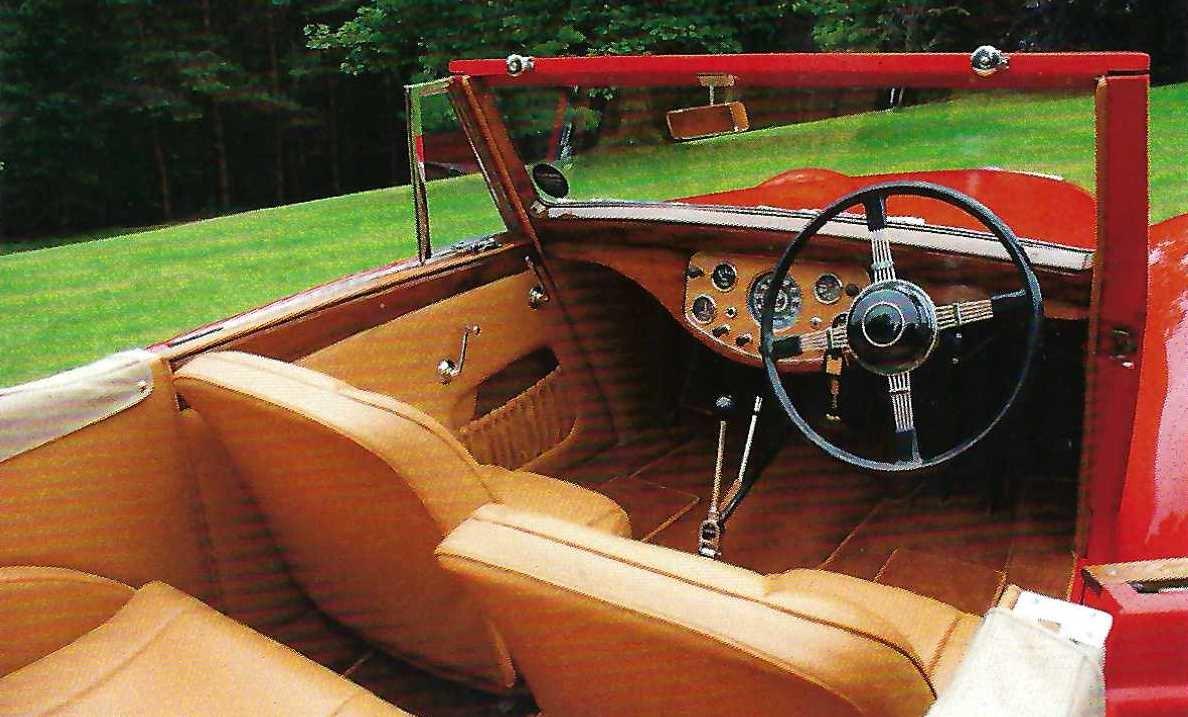 1948 Allard M-Series Drophead Coupé For Sale (picture 6 of 6)