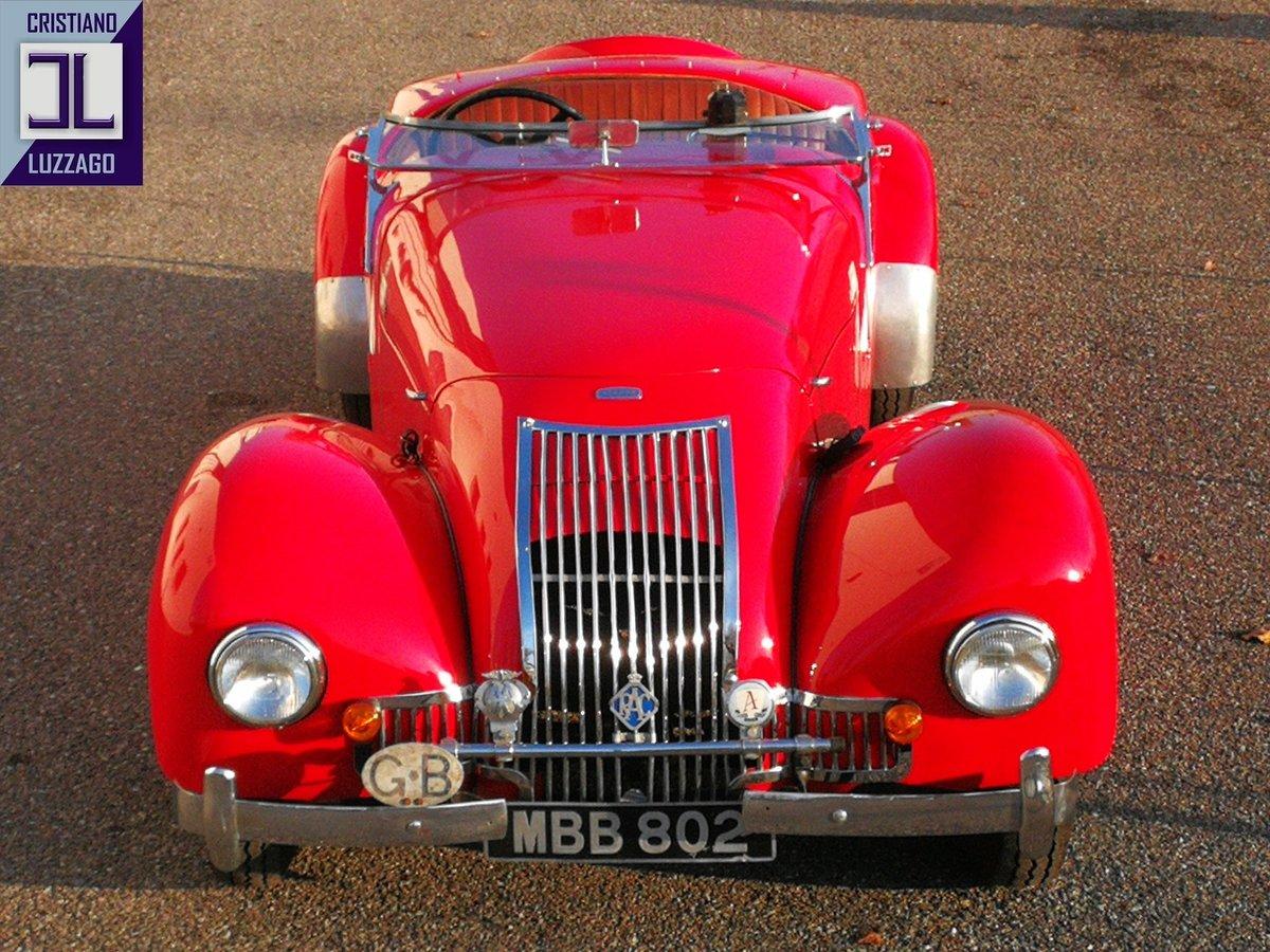 1948 ALLARD K1 1000 MIGLIA ELIGIBLE For Sale (picture 3 of 12)