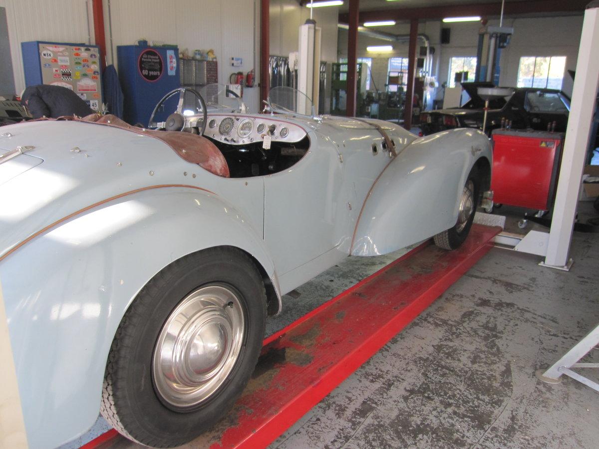 1951 Allard K2 For Sale (picture 10 of 12)