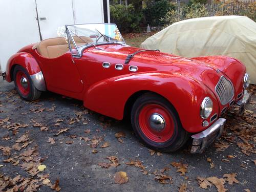 K2 For Sale >> 1952 Allard K2 For Sale Car And Classic