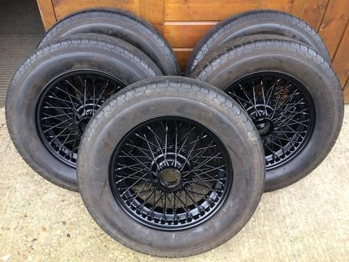 Classic Allard Wheel Restoration - Tudor Wheels Ltd  (picture 1 of 1)