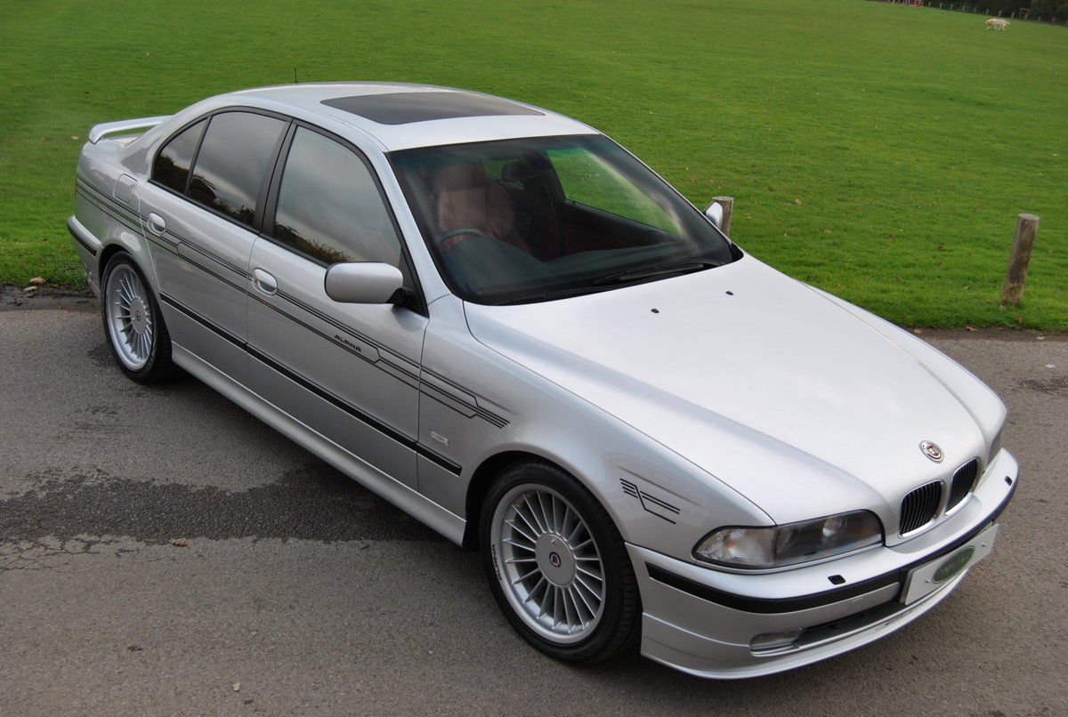 1999 BMW ALPINA B10 V8 SWITCHTRONIC - REDUCED For Sale (picture 1 of 6)