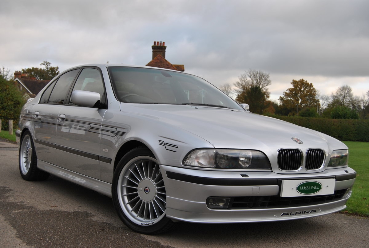 1999 BMW ALPINA B10 V8 SWITCHTRONIC - REDUCED For Sale (picture 2 of 6)