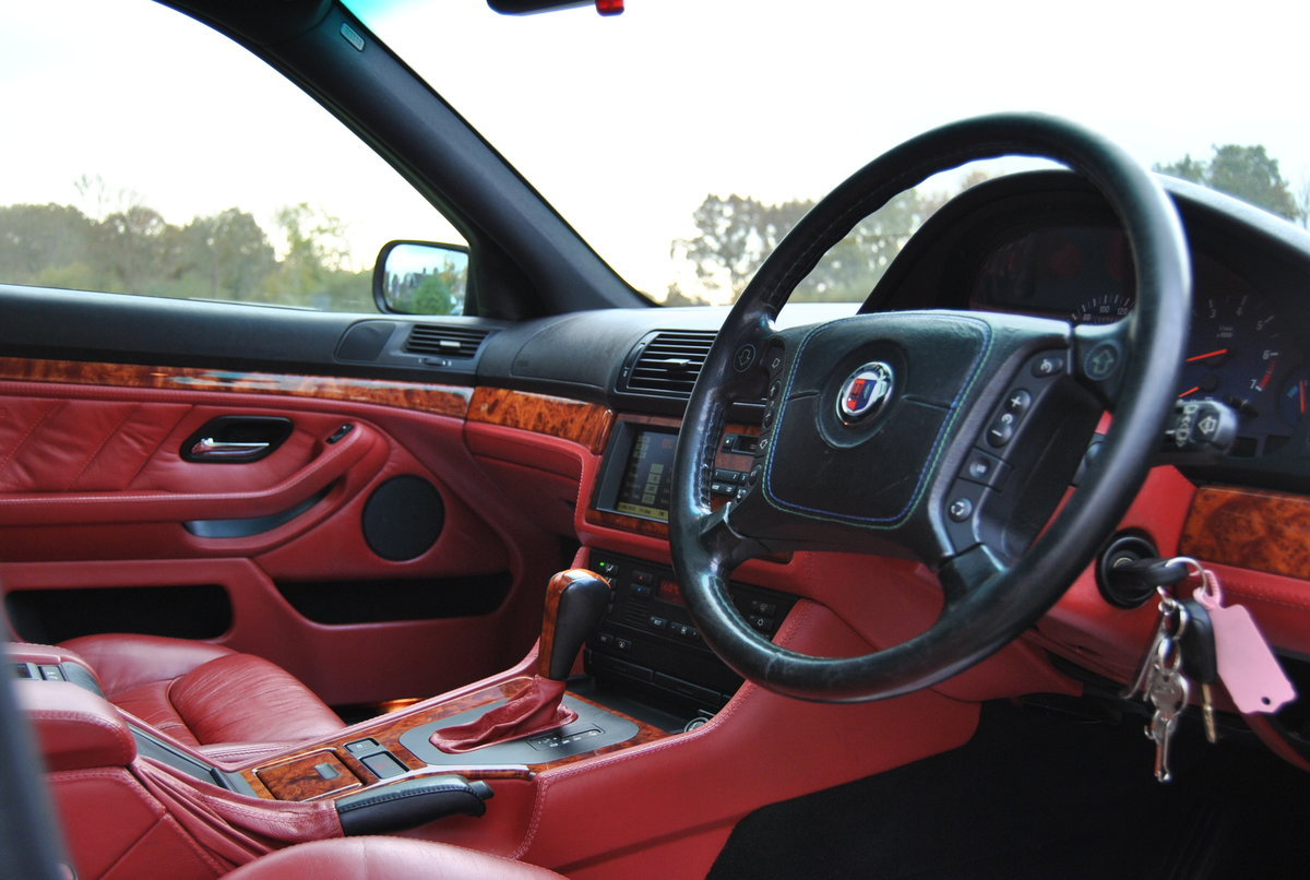 1999 BMW ALPINA B10 V8 SWITCHTRONIC - REDUCED For Sale (picture 3 of 6)