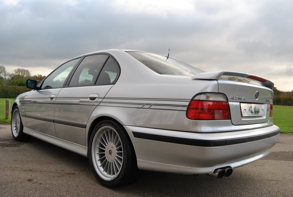 1999 BMW ALPINA B10 V8 SWITCHTRONIC - REDUCED For Sale (picture 5 of 6)