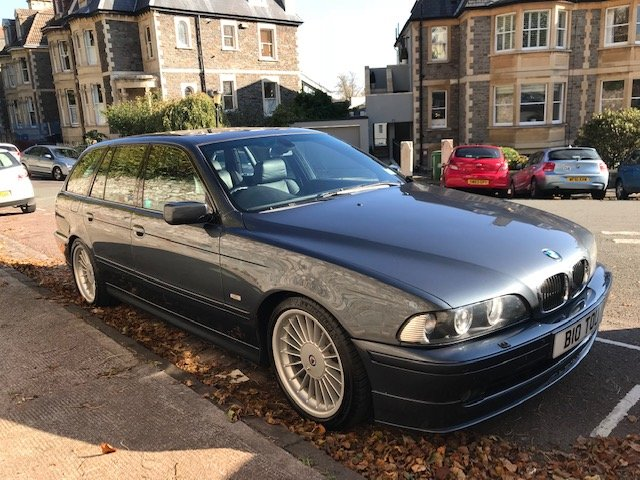 Beautiful and rare E39 2002 Alpina B10 3.3 Touring For Sale (picture 1 of 4)