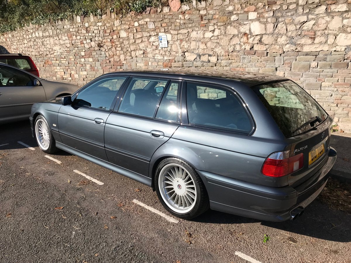 Beautiful and rare E39 2002 Alpina B10 3.3 Touring For Sale (picture 2 of 4)