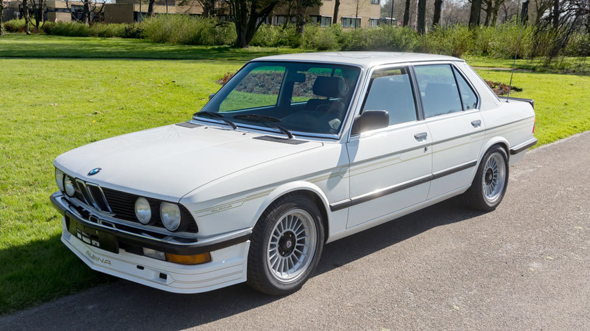 1986 Alpina B10 17 Jan 2020 For Sale by Auction (picture 1 of 6)