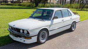 1986  Alpina B10 17 Jan 2020