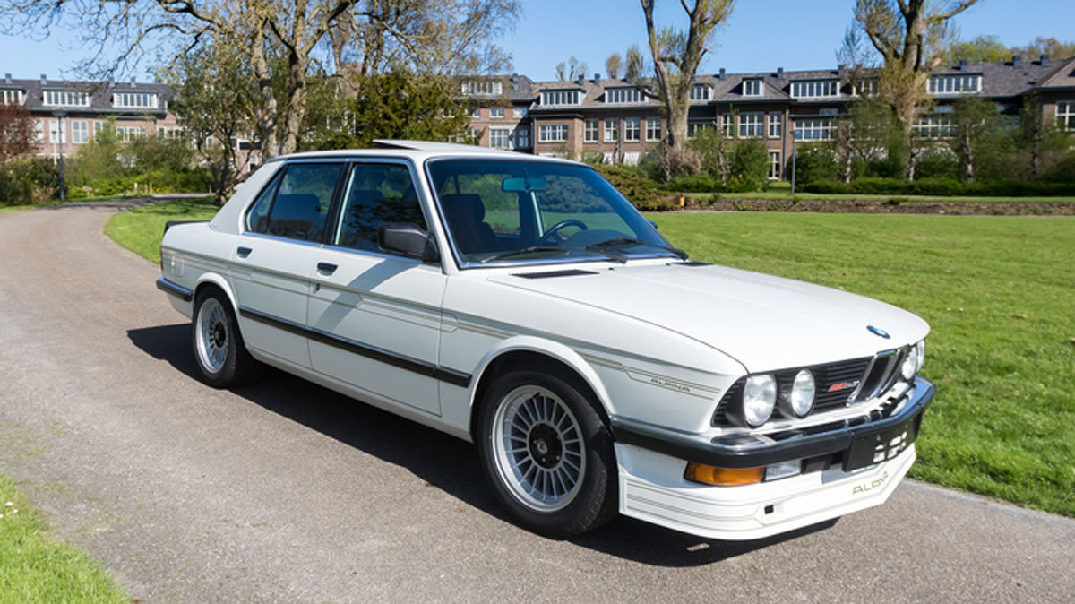 1986 Alpina B10 17 Jan 2020 For Sale by Auction (picture 2 of 6)
