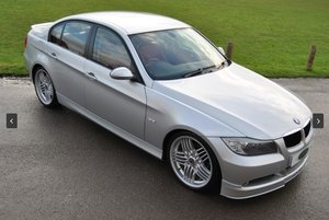Alpina D3 Saloon - 1 of 358 UK RHD Cars - Very Rare