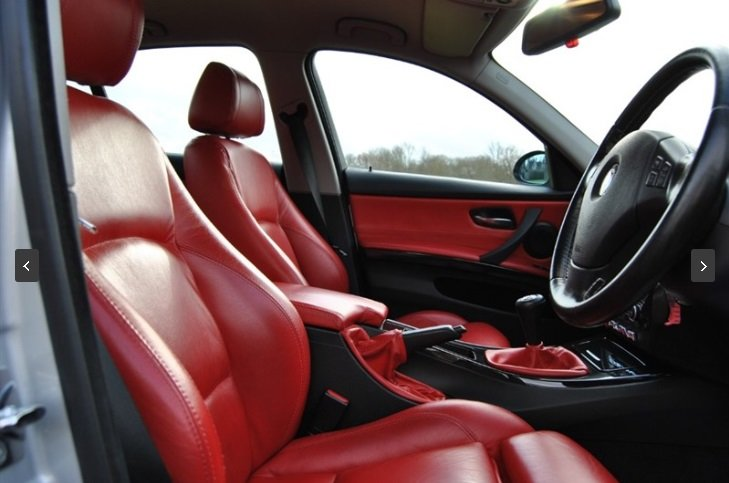 2007 Alpina D3 Saloon - 1 of 358 UK RHD Cars - Very Rare For Sale (picture 3 of 6)