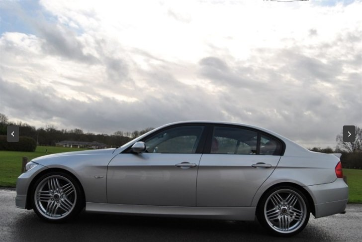 2007 Alpina D3 Saloon - 1 of 358 UK RHD Cars - Very Rare For Sale (picture 6 of 6)