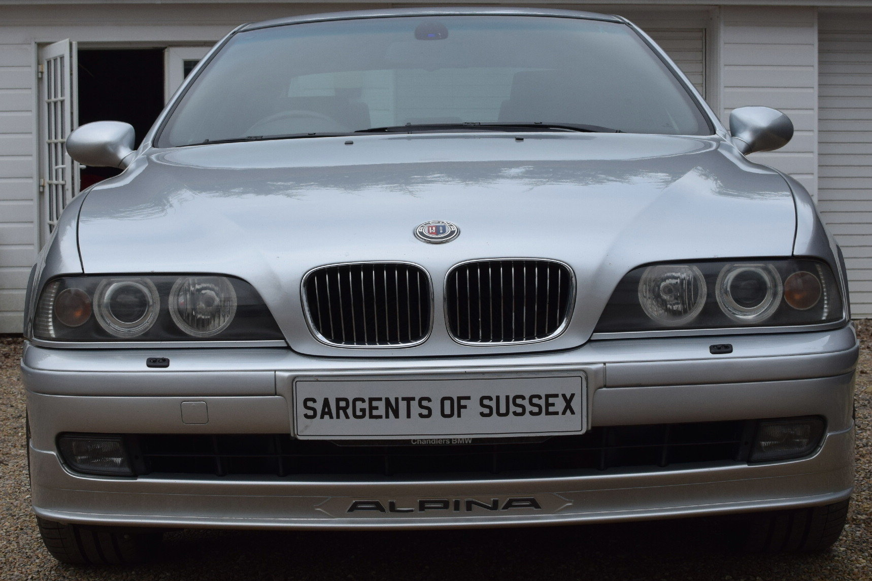 BMW Alpina B10 4.6 V8 Switchtronic (£££s spent) 2000 X Reg SOLD (picture 1 of 6)