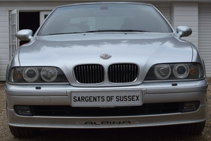 BMW Alpina B10 4.6 V8 Switchtronic (£££s spent) 2000 X Reg
