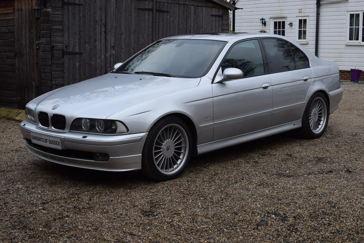 BMW Alpina B10 4.6 V8 Switchtronic (£££s spent) 2000 X Reg SOLD (picture 2 of 6)