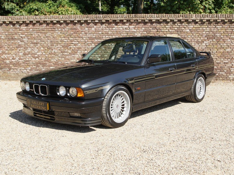 1992 Alpina BMW B10 Bi-Turbo E34 very rare, one of only 507 made, For Sale (picture 1 of 6)