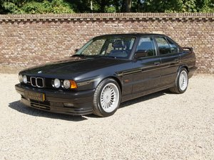 Alpina BMW B10 Bi-Turbo E34 very rare, one of only 507 made,