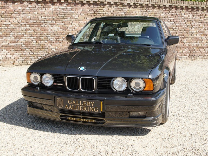 1992 Alpina BMW B10 Bi-Turbo E34 very rare, one of only 507 made, For Sale (picture 5 of 6)