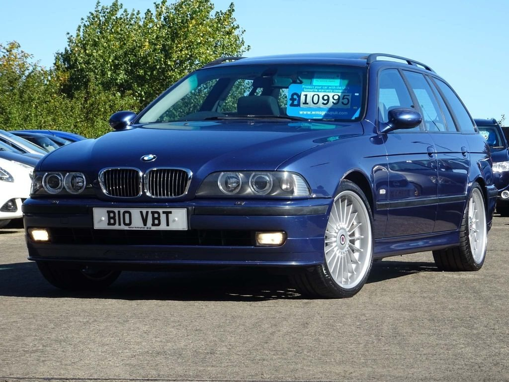 2000 Alpina B10 V8 4.6 Touring UK Car 1 Of 12 For Sale (picture 1 of 6)