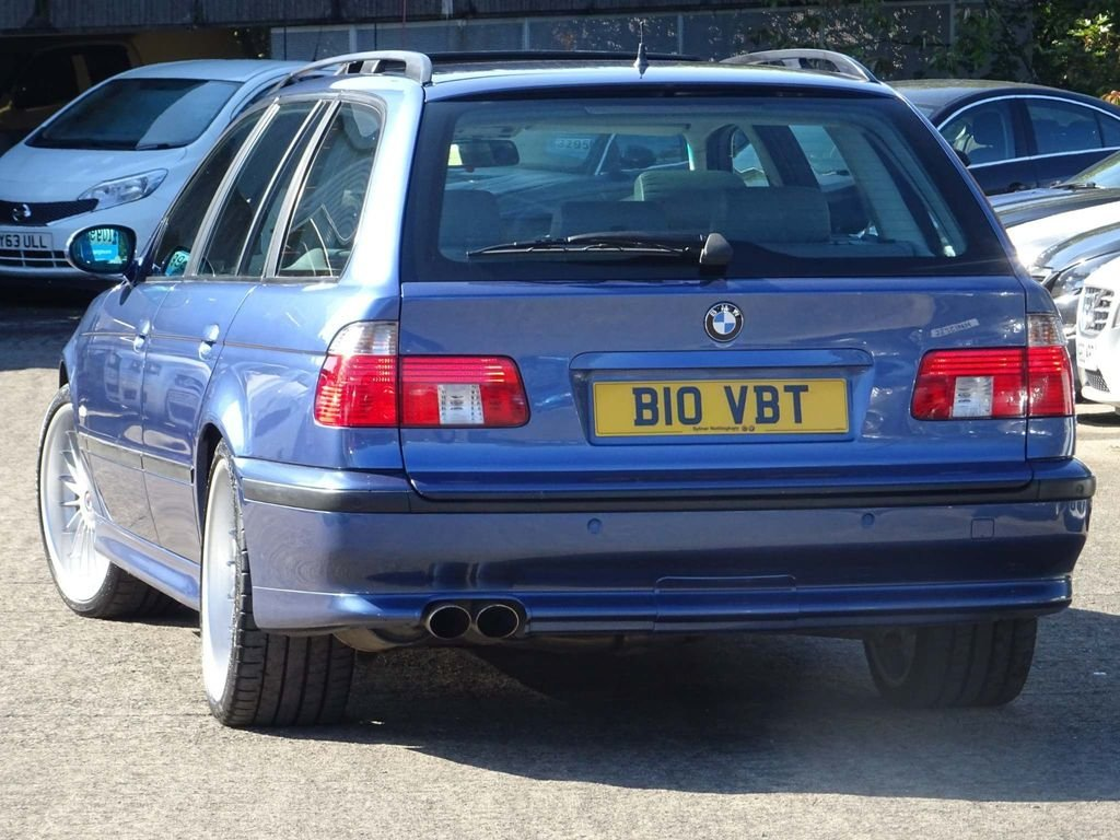2000 Alpina B10 V8 4.6 Touring UK Car 1 Of 12 For Sale (picture 2 of 6)