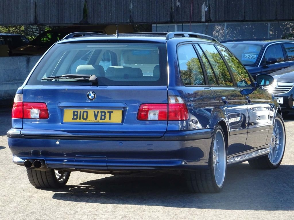 2000 Alpina B10 V8 4.6 Touring UK Car 1 Of 12 For Sale (picture 3 of 6)