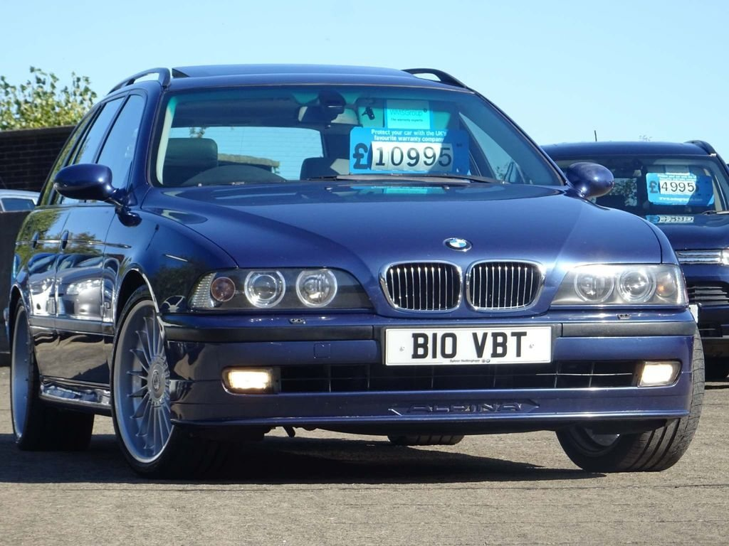 2000 Alpina B10 V8 4.6 Touring UK Car 1 Of 12 For Sale (picture 4 of 6)
