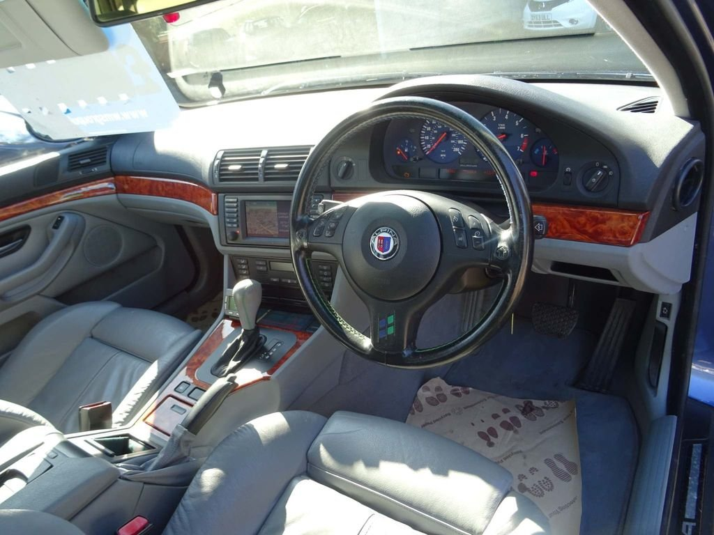 2000 Alpina B10 V8 4.6 Touring UK Car 1 Of 12 For Sale (picture 6 of 6)