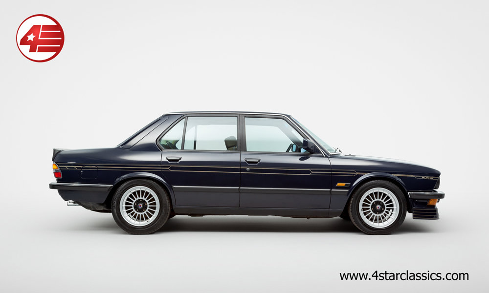 1983 BMW Alpina E28 B9 3.5 /// Manual /// 82k Miles For Sale (picture 2 of 6)