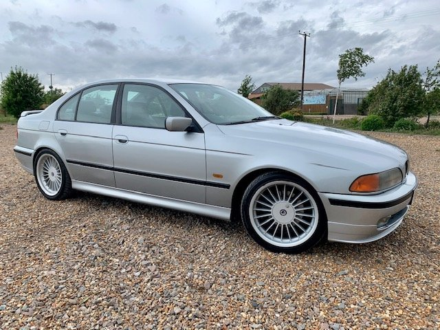 1998 BMW E39 B10 RECREATION MANUAL SALOON For Sale (picture 1 of 6)