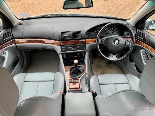1998 BMW E39 B10 RECREATION MANUAL SALOON For Sale (picture 6 of 6)