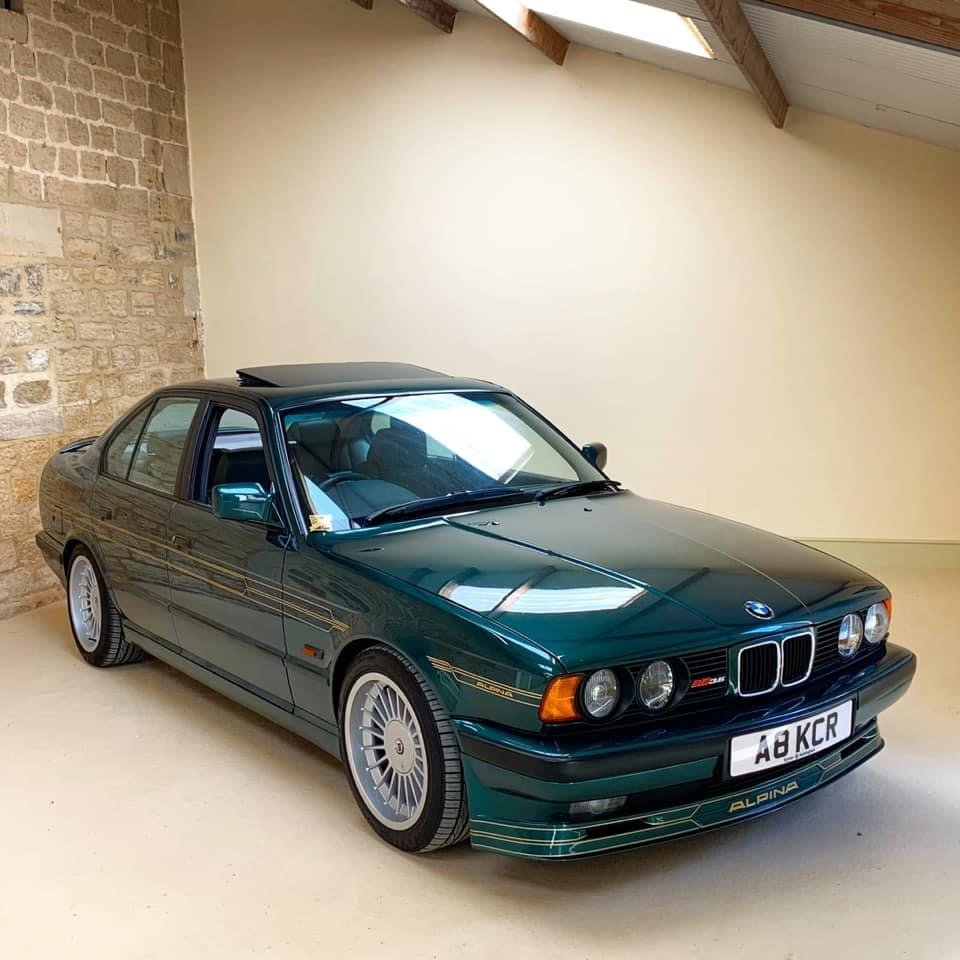 1990 Alpina B3.5 For Sale (picture 1 of 6)