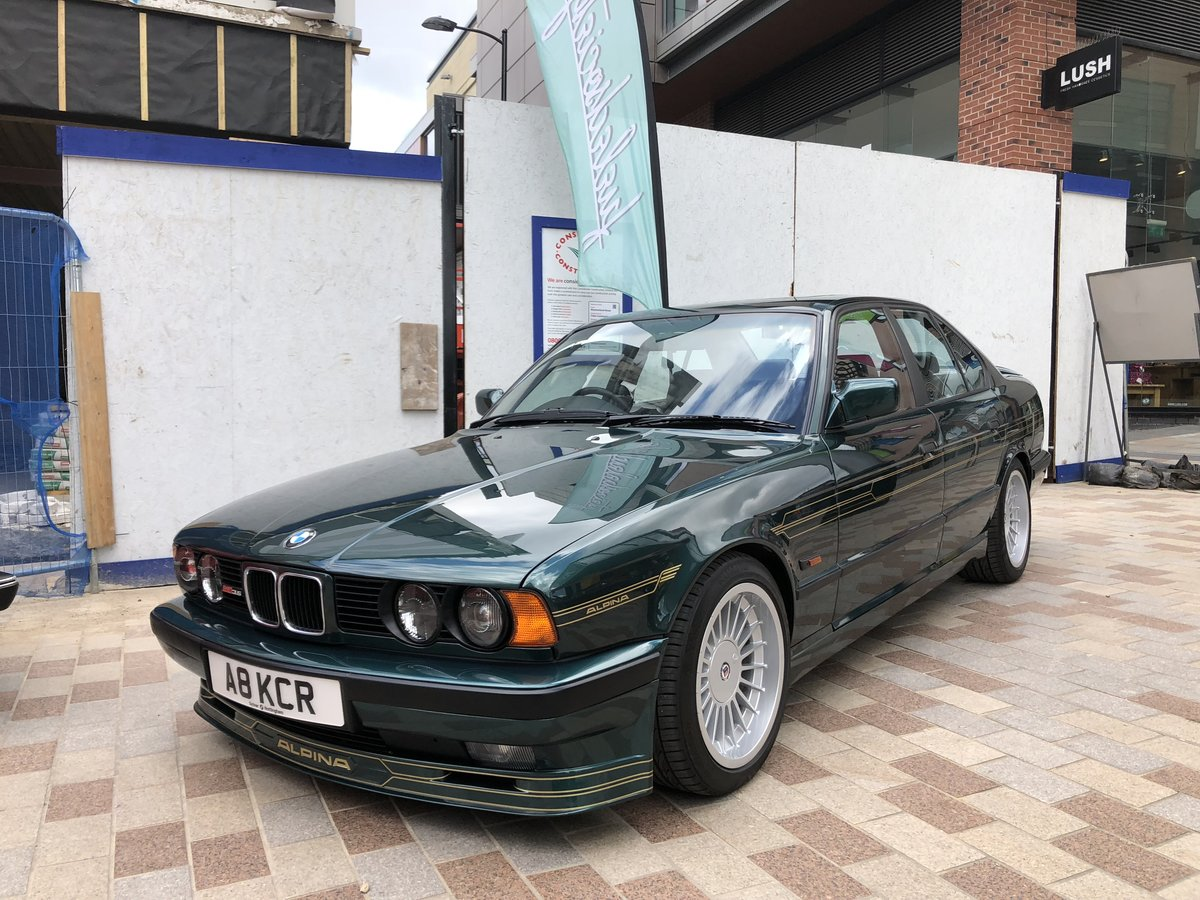 1990 Alpina B3.5 For Sale (picture 2 of 6)