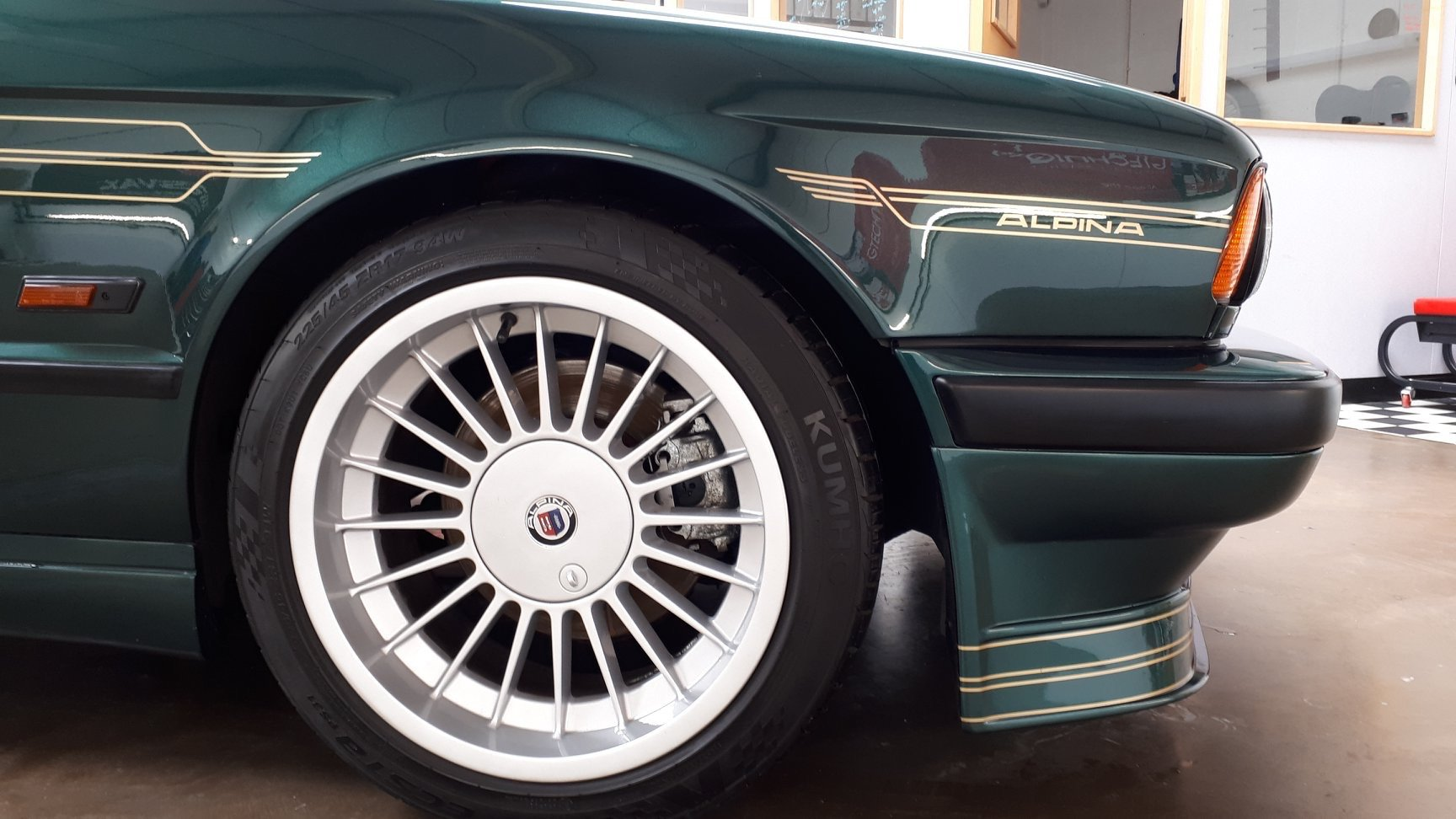 1990 Alpina B3.5 For Sale (picture 4 of 6)