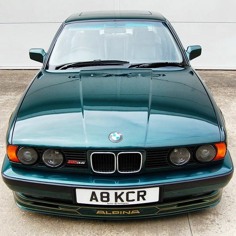 1990 Alpina B3.5 For Sale (picture 5 of 6)