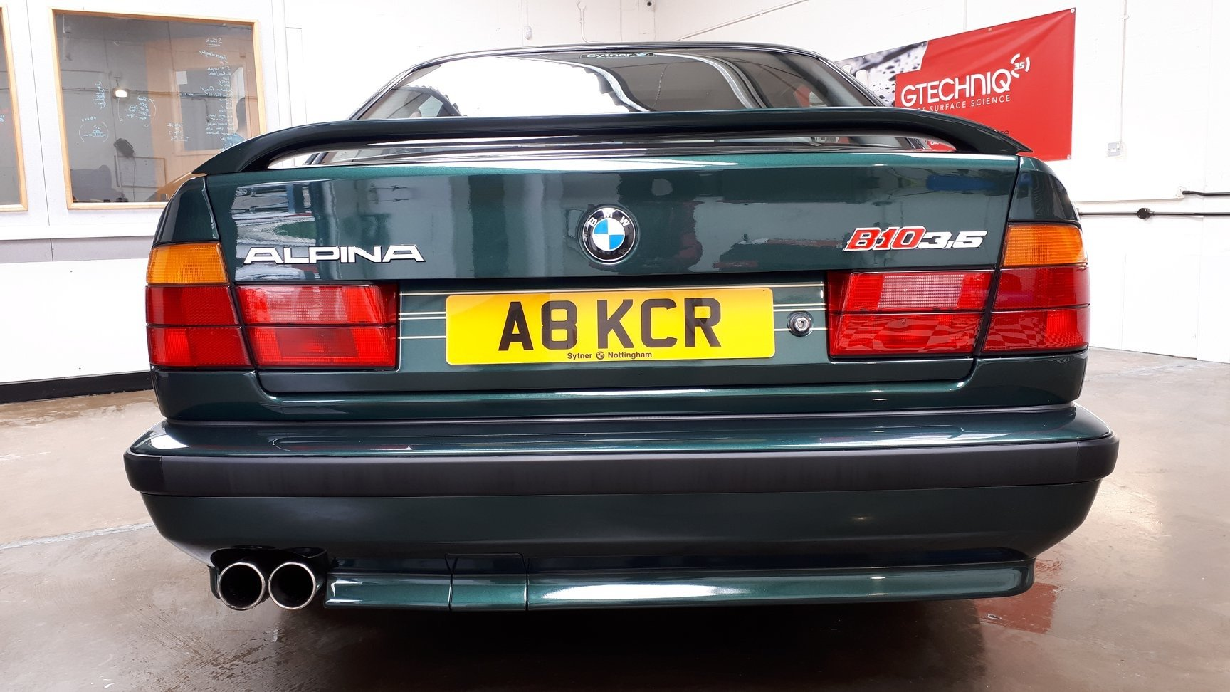 1990 Alpina B3.5 For Sale (picture 6 of 6)