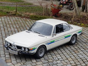 Picture of 1972 ALPINA B2 3.0 Coupé, 21 years with first owner
