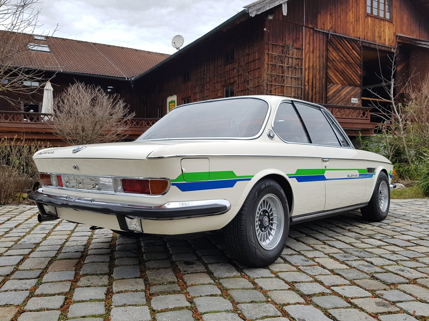 1972 ALPINA B2 3.0 Coupé, 21 years with first owner For Sale (picture 2 of 6)