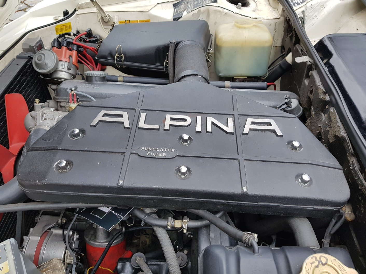 1972 ALPINA B2 3.0 Coupé, 21 years with first owner For Sale (picture 4 of 6)
