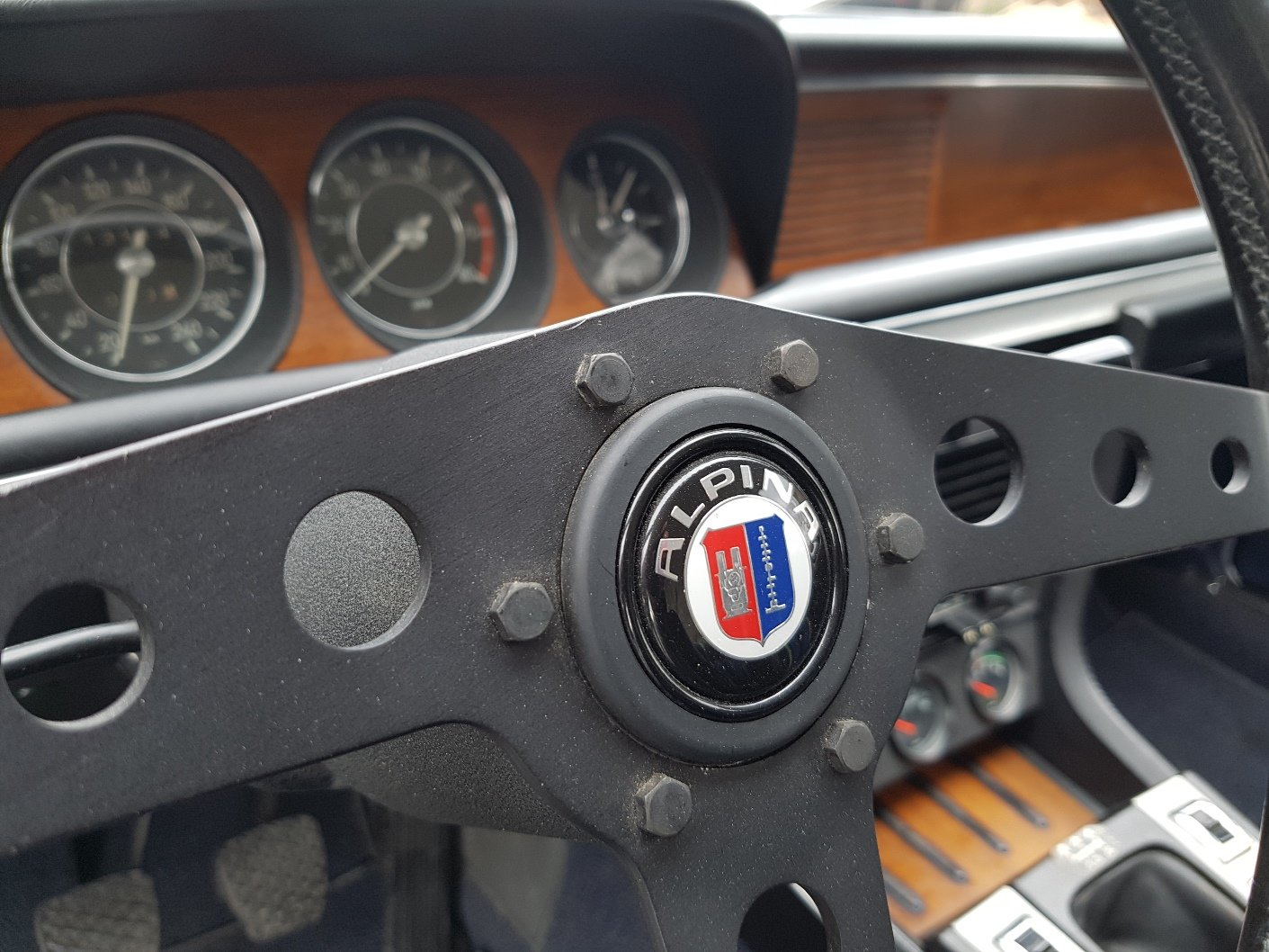 1972 ALPINA B2 3.0 Coupé, 21 years with first owner For Sale (picture 6 of 6)