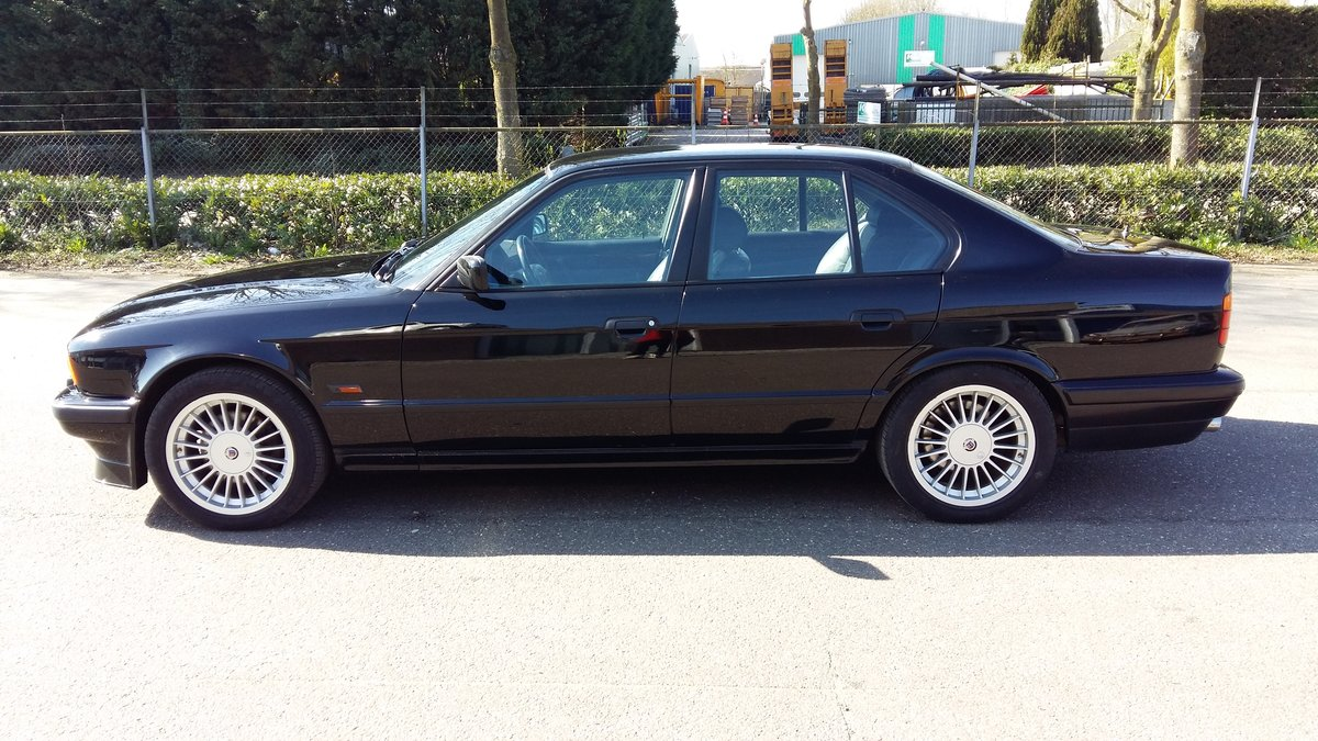 Alpina B10 3,0 four wheel drive 1994 black manual gear For Sale (picture 2 of 6)