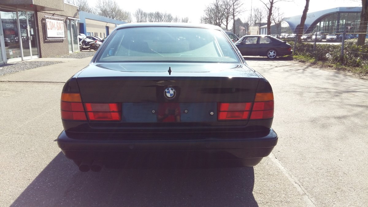 Alpina B10 3,0 four wheel drive 1994 black manual gear For Sale (picture 5 of 6)