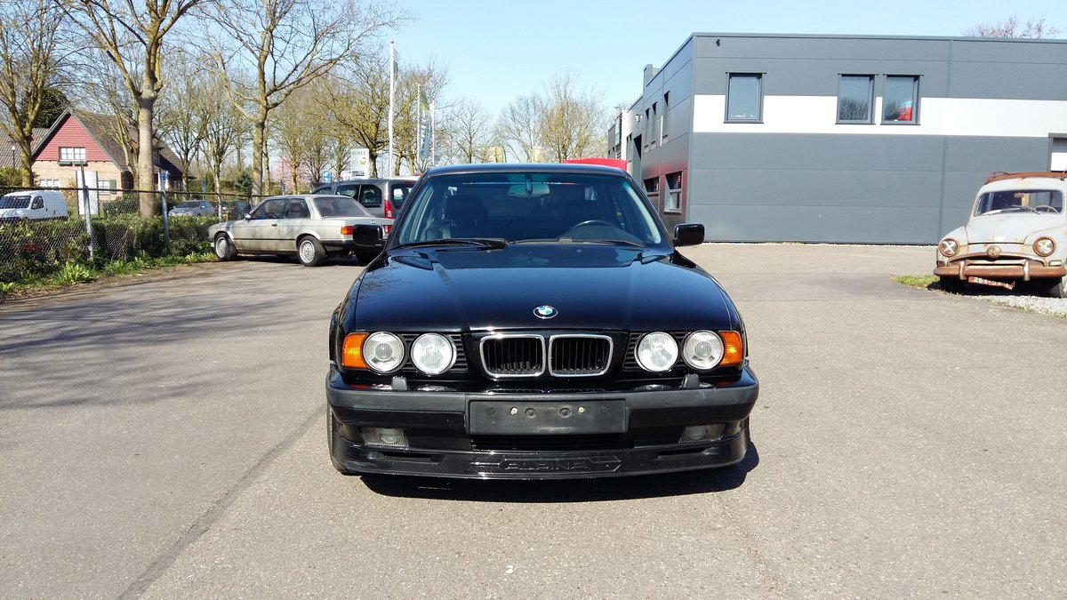 Alpina B10 3,0 four wheel drive 1994 black manual gear For Sale (picture 6 of 6)