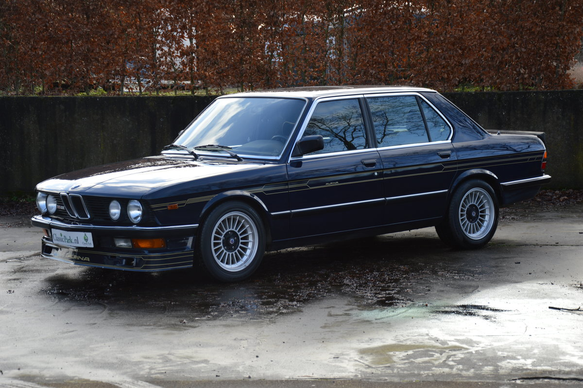 1983 (1097) Alpina B9 3.5 For Sale (picture 1 of 6)