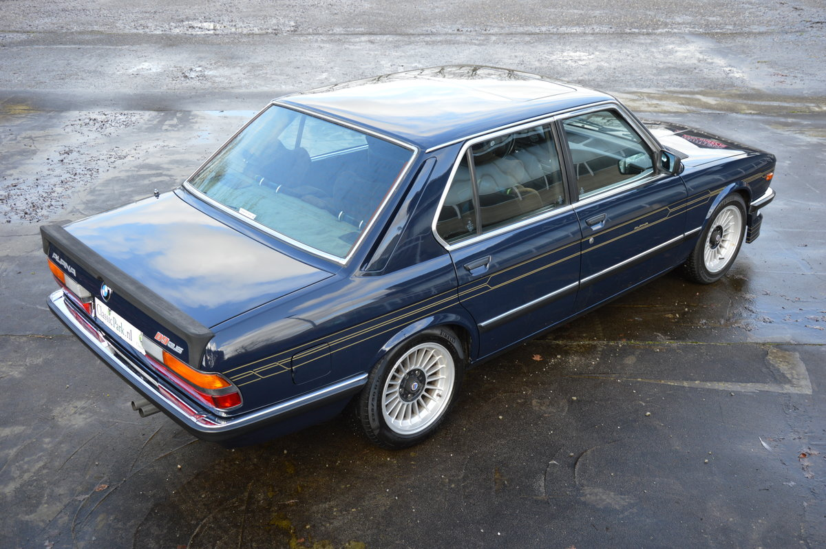 1983 (1097) Alpina B9 3.5 For Sale (picture 2 of 6)