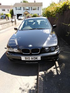 1998 BMW Alpina B10