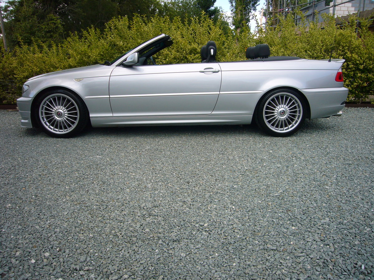 2004 BMW ALPINA B3s CONVERTIBLE, For Sale (picture 2 of 6)