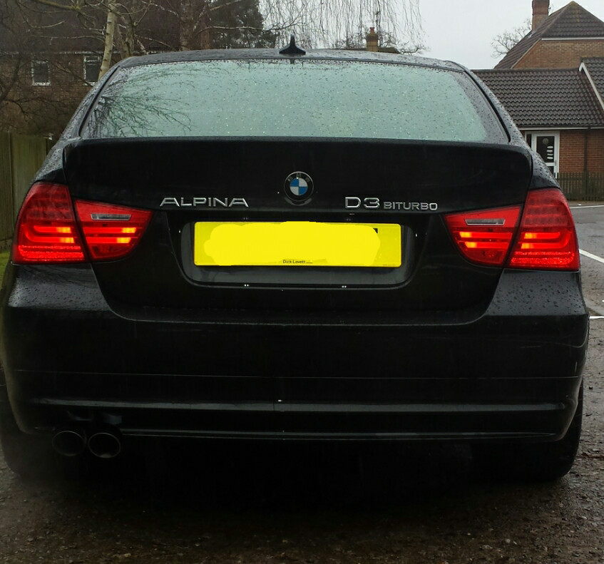 2010 BMW Alpina D3 Bi-Turbo For Sale (picture 1 of 5)